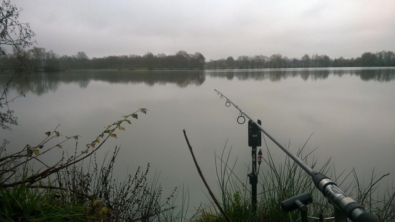 Vidéo la pêche à la pose du bateau
